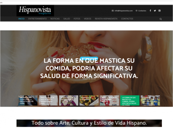 Hispanovista Magazine