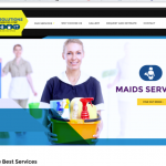 Diseño Web Ada Solutions Multiservices