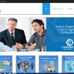 Website Conasefin, S.R.L.