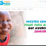 Diseño Web Fundación Sweet Smiles