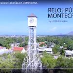 RELOJ PÚBLICO DE MONTECRISTI, REPÚBLICA DOMINICANA