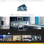 Website corporativo Luis General Constructions